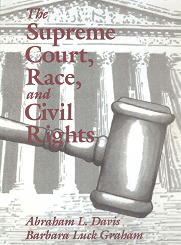 The supreme court race and civil rights from marshall to the supreme court race and civil rights from marshall to rehnquist by fandeluxe Document