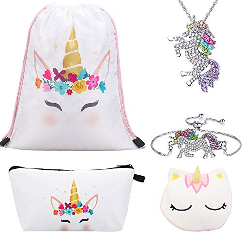 Lingpeng Unicorn Gifts For Girls 5 Pack - Unicorn