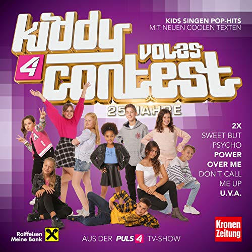 Kiddy Contest, Vol. 25