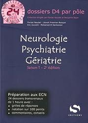 Neurologie - Psychiatrie - Gériatrie
