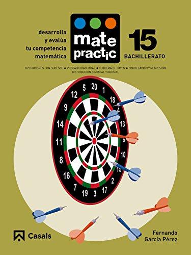 CUADERNO Matepractic 15 BA: 32 (Matepractic castellano España)