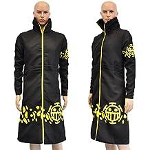 CoolChange giacca di Trafalgar Law di One Piece dopo il salto temporale, taglia: S