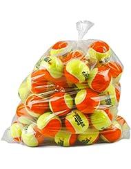 Balls ... unlimited Stage 2 (orange) Kinderbälle, Trainingsbälle 50% Druckreduziert, Methodikbälle - 60er Beutel