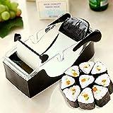 Zoomy far: Magic R Sushi Roller Easy Sushi Maker Mochi Cutter Roll Kit DIY Kitchen Perfect Magic Cooking Tools Bento Accessori