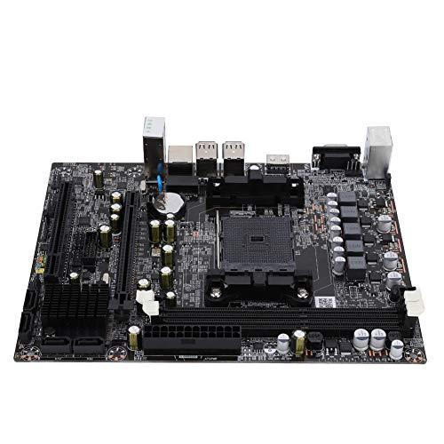 Tonysa Placa Base con Bateria para AMD A88