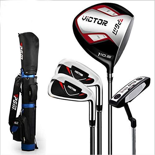 TIAO Golf Club, Uomini Principianti Mezzo Set di Pali, Valore 4 Set di Forniture di Golf