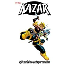 Ka-Zar By Mark Waid & Andy Kubert - Volume 2 by Waid, Mark, Vaughn, Brian K. (2012) Paperback