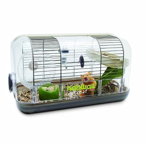 Hamster Russe - Habitrail Cage Retreat Déjà Montée pour Petits
