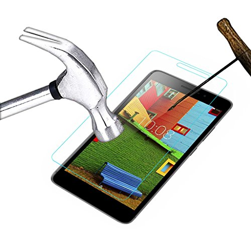 Acm Tempered Glass Screenguard For Lenovo Phab Plus Tablet Screen Guard Scratch Protector