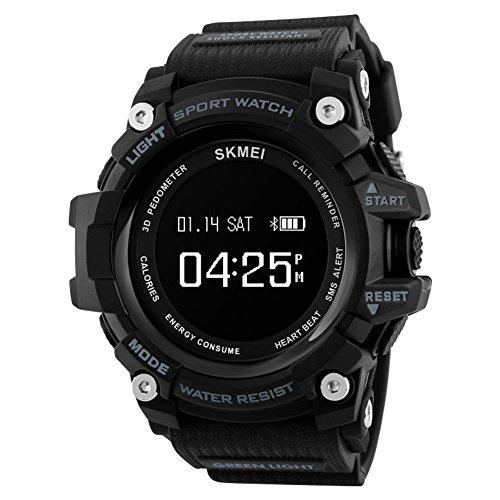 Smartwatchmovement Running Chronograph Waterproof Multifunction Digital Watches A