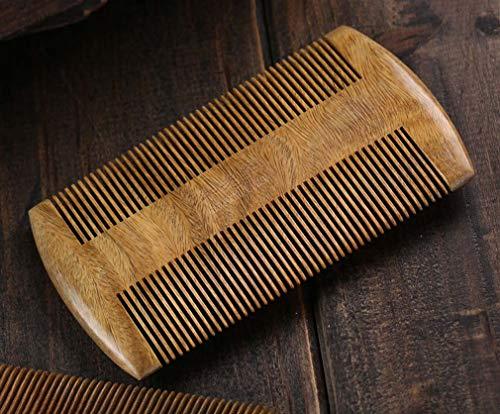ZWQ comb Peine de Madera de Barba