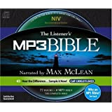 Listener's Bible NIV MP3