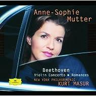 Beethoven: Violin Concerto; Romances