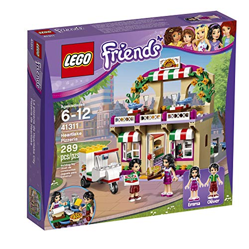 LEGO Friends - Pizzería de Heartlake 41311