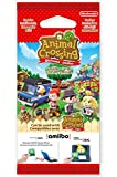 amiibo-Karten Animal Crossing: New Leaf 3 Stück