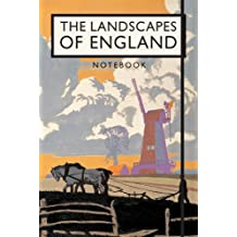 Beautiful Britain Vintage Notebooks The Landscapes of England