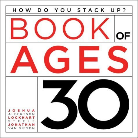 book-of-ages-30-by-lockhart-steele-joshua-albertson-jonathan-van-gieson-2003-hardcover