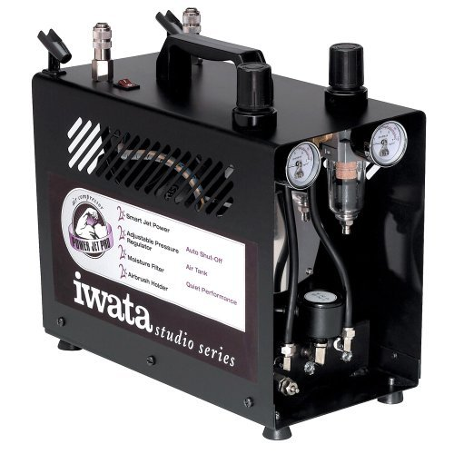 Iwata Studio Series Power Jet Pro Compressor by Iwata -