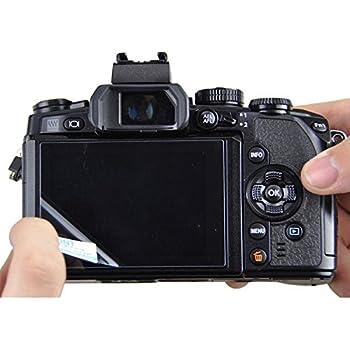 VULCAN Glass Screen Protector Fujifilm X-100 F  LCD Tough Anti Scratch Cover