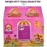Magicwand Jumbo Size Led Light Tent House for Kids