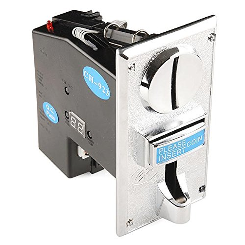 COM-11719 Coin Acceptor - Programmable (3 coin types) /fba