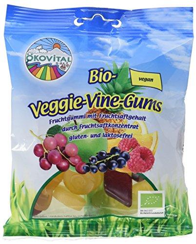 Ökovital Bio Bio-Veggie-Vine-Gums, 100 g