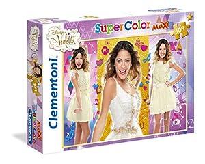 Clementoni Violetta - Maxi Puzzle Golden Edition, 104 Piezas (236756)