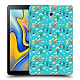 Head Case Designs Ufficiale Rose Khan Cavallo Sud Ovest Modelli Cover Retro Rigida per Samsung Galaxy Tab A 10.5 (2018)