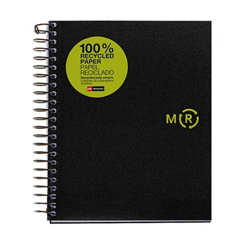 miquelrius-85-x-11-recycled-wirebound-notebook-4-subject-college-ruled-black-by-miquelrius