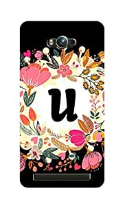 SWAG my CASE Printed Back Cover for Asus ZenFone Max