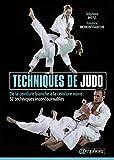 techniques de judo de la ceinture blanche a la ceinture noire