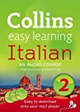 Italian: Stage 2 (Collins Easy Learning Audio Course)
