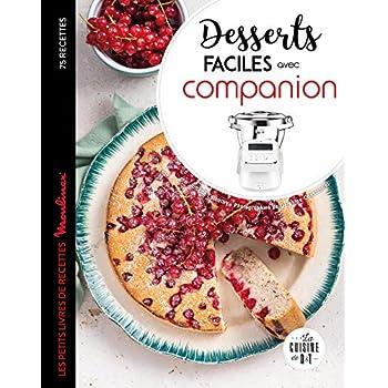 Desserts faciles avec Companion