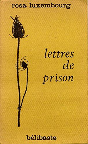 Lettres de prison - Traduction de Michel Aubreuil