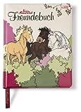 Nici 33147 - Freundebuch Pferd, beige