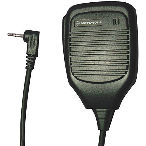 Motorola Lautsprechermikrofon, One Size, schwarz -