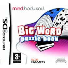 Mind, Body & Soul: Big Word Puzzle Book (Nintendo DS)