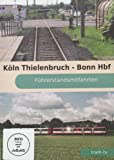 Köln Thielenbruch: Bonn Hbf [Import allemand]