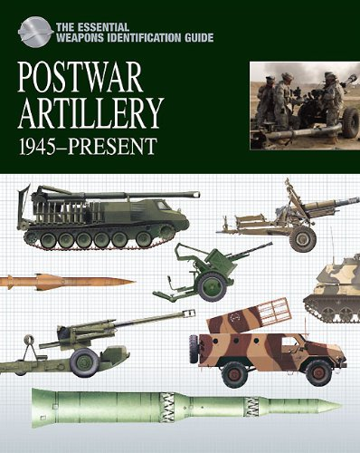 Postwar Artillery: 1945-Present (The Essential Weapons Identification Guide)