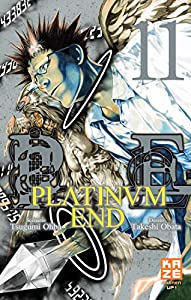 Platinum End Edition simple Tome 11