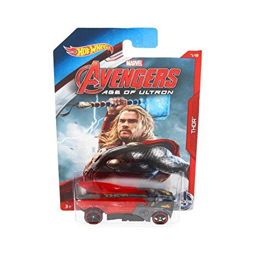 Mattel - Coches Vengadores Hot Wheels