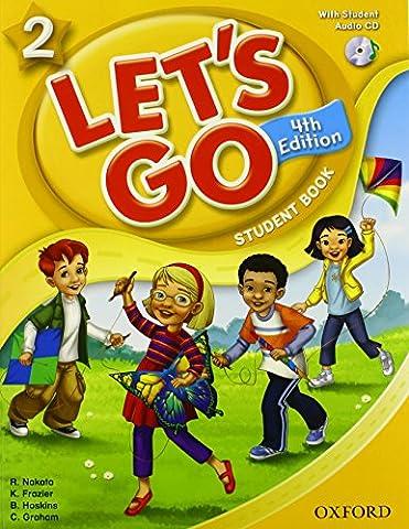 Carolyn Graham - Let's go 2 : Student Book (1CD