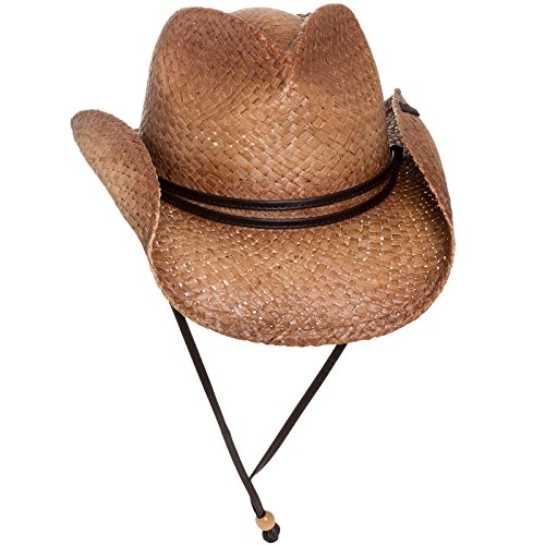 peter-grimm-straw-round-up-cowboy-hat-w-leather-strap-tea-stained