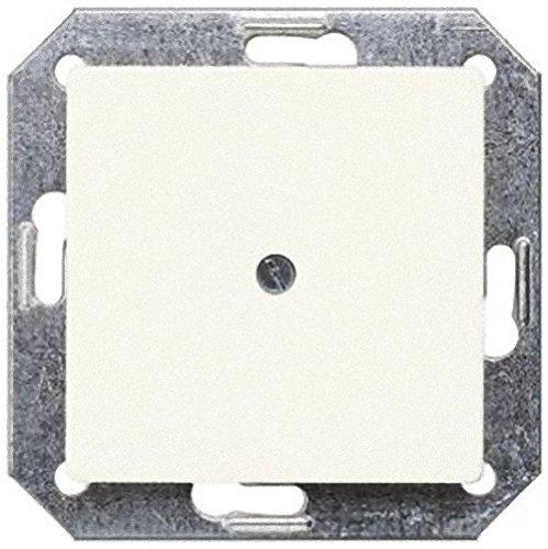 BJC Delta i-sys weiß–Blinde Platte 55x 55mm weiß Titan Delta Plus Blinds 55 Mm