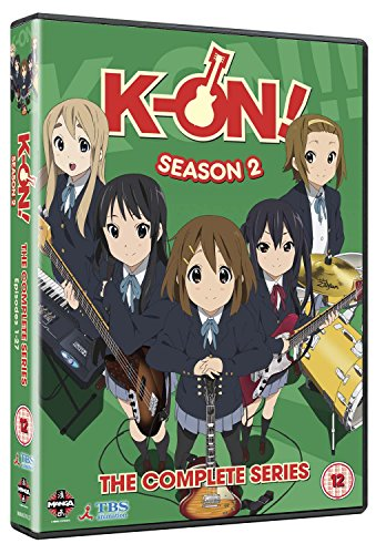 K-On! Season 2 Complete Collection [Edizione: Regno Unito] [Import italien]