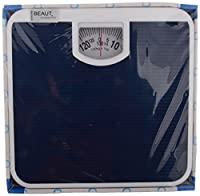 Beaut Manual Personal Scale, 12 x 12 x 3 Inch
