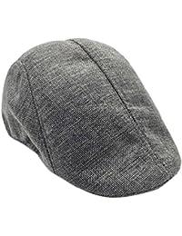 Rovinci Unisex Verano Sombrero de Visera Sombrero para el Sol Malla  Corriendo Deporte Casual Respirable Boina 53da73325b1
