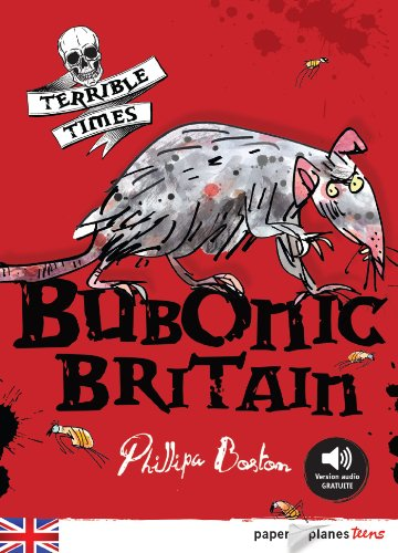 Bubonic britain - Livre + mp3 par Philippa Boston