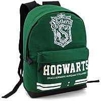 Karactermania Freetime HS 33622 - Mochila, modelo Harry Potter Slytherin, color verde
