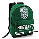 Karactermania Freetime HS 33622 - Mochila, modelo Harry Potter Slytherin, color verde